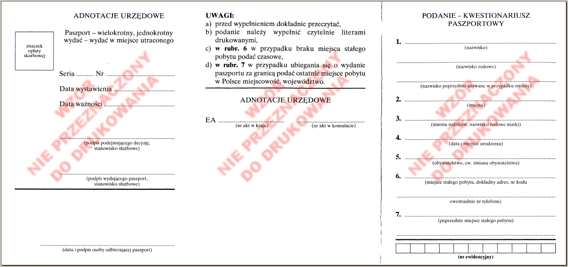 Paszport Miasto Leszno