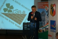 Konferencja w ZSR-B (photo)